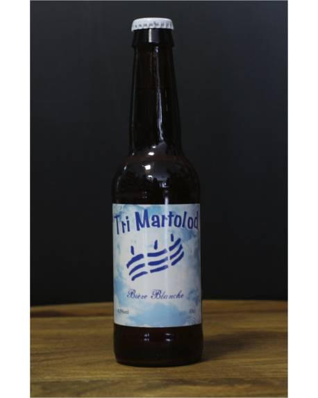 TRI MARTOLOD BLANCHE Brasserie Tri Martolod Brasserie Tri Martolod