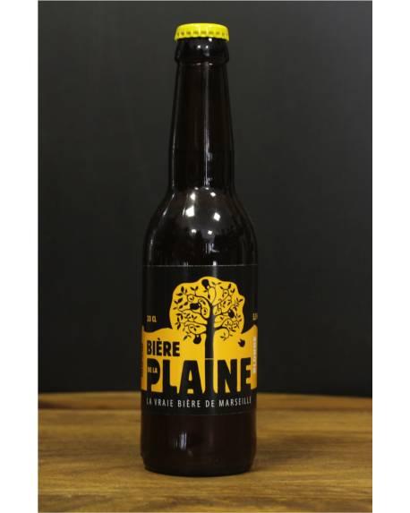 PLAINE BLONDE Brasserie de la Plaine Brasserie De La Plaine