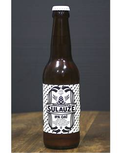 SULAUZE OAÏ IPA Brasserie de Sulauze Brasserie de Sulauze
