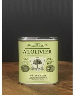 HUILE D'OLIVE INFUSEE AIL DES OURS 150ML