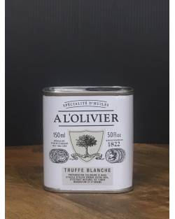 HUILE D'OLIVE INFUSEE TRUFFE BLANCHE 150ML