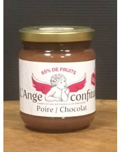 CONFITURE POIRE CHOCOLAT - 250G