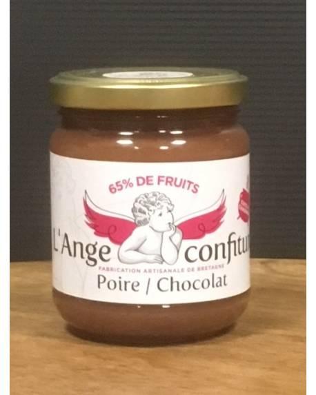 CONFITURE POIRE CHOCOLAT - 250G Epicerie sucrée