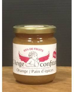 CONFITURE ORANGE PAIN D EPICES 250G