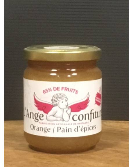 CONFITURE ORANGE PAIN D EPICES 250G Epicerie sucrée