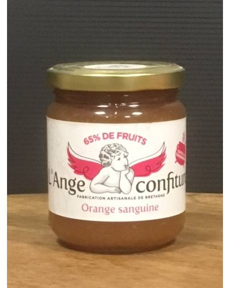 CONFITURE ORANGE SANGUINE 250G Epicerie sucrée