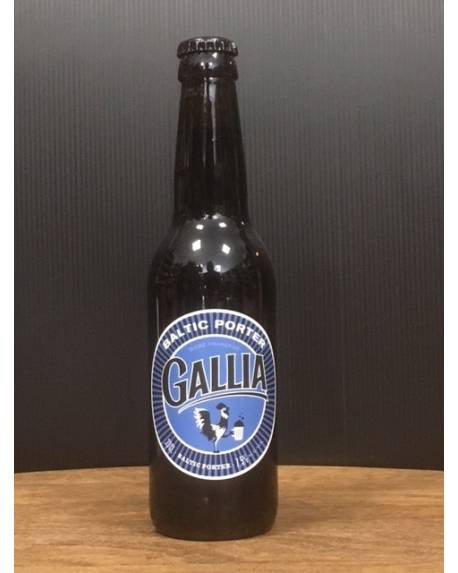 GALLIA BALTIC PORTER Accueil Brasserie Gallia