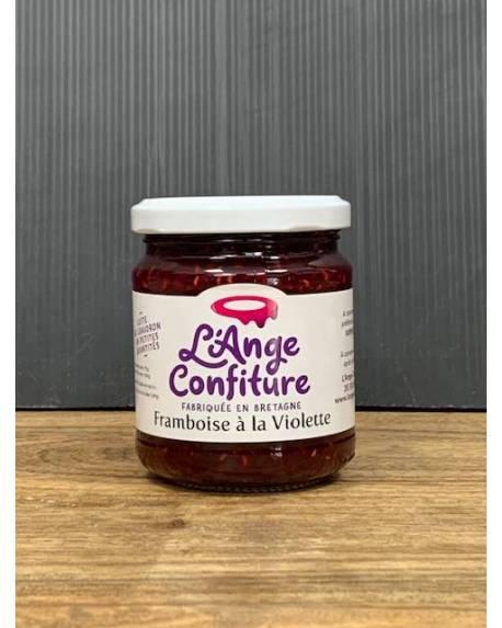 CONFITURE FRAMBOISE VIOLETTE - 250G Epicerie sucrée