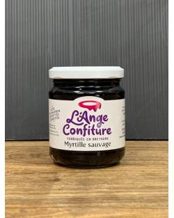 CONFITURE MYRTILLE SAUVAGE - 250G