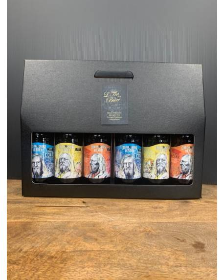 COFFRET 6 CHLOROQUINE DUNDEE Accueil Brasserie Kiss Wing