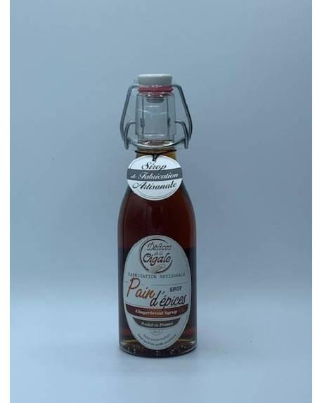 SIROP DE PAIN D'EPICES - 25 CL Autres boissons