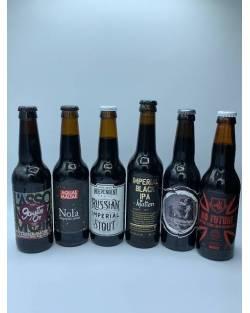 COFFRET 6 bières Impérial stout