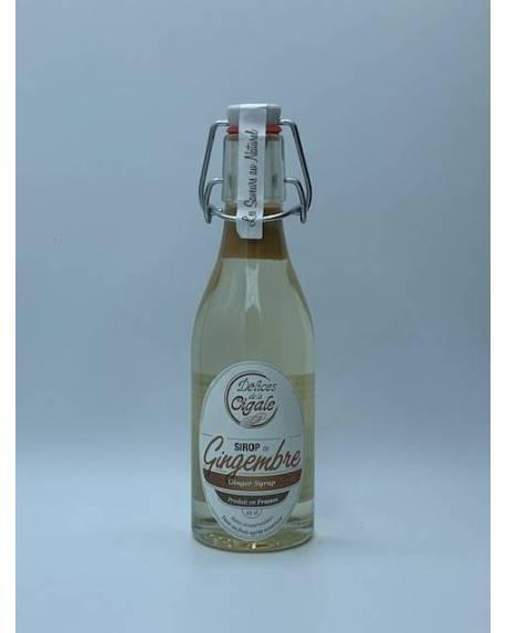 SIROP DE GINGEMBRE - 25 CL Autres boissons