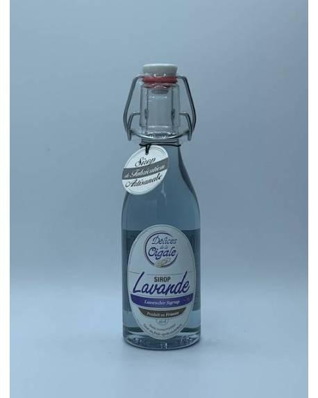 SIROP DE LAVANDE - 25 CL Autres boissons