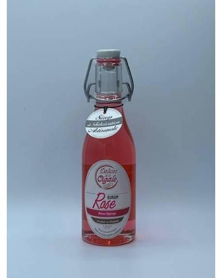 SIROP DE ROSE - 25 CL Autres boissons