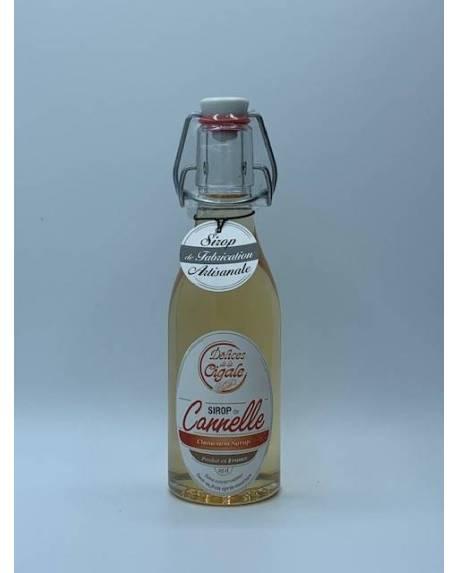 SIROP DE CANNELLE - 25 CL Autres boissons