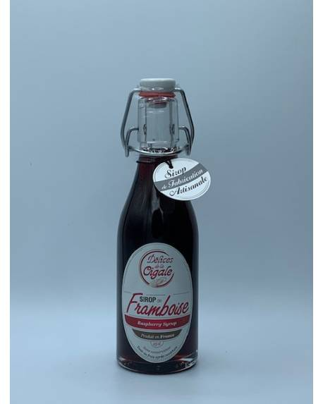 SIROP DE FRAMBOISE - 25 CL Autres boissons