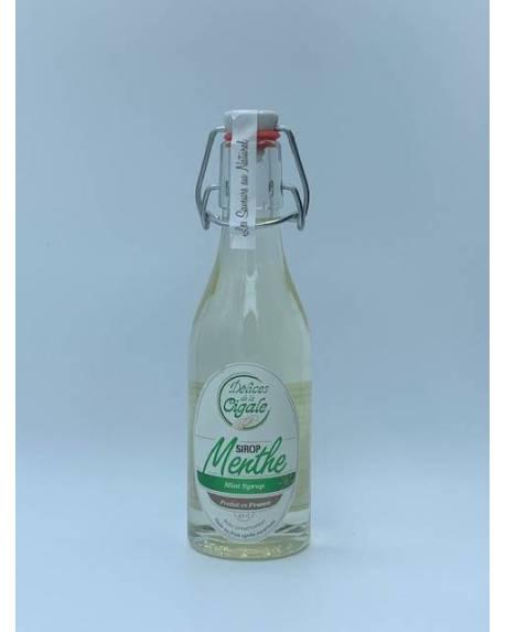 SIROP DE MENTHE - 25 CL Autres boissons