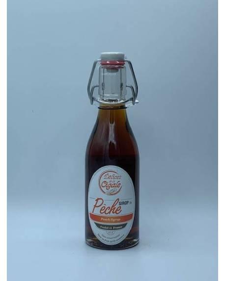 SIROP DE PECHE - 25 CL Autres boissons