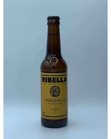 RIBELLA IMMURTALE Brasserie Ribella Brasserie Ribella