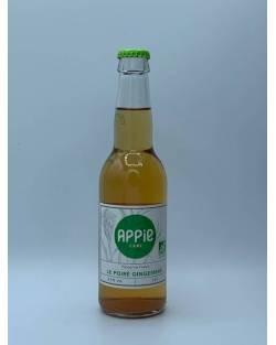 CIDRE POIRE GINGEMBRE 33CL Cidres