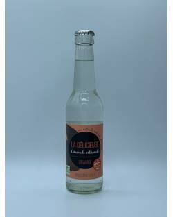 LIMONADE LA DELICIEUSE BIO ORANGE 275 ML Autres boissons Brasserie d'Olt