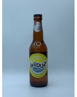 MEDUZ BLONDE Brasserie Meduz Brasserie Meduz