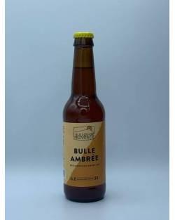 BULLES DE PROVENCE AMBREE Brasserie de Puyricard Brasserie de Puyricard