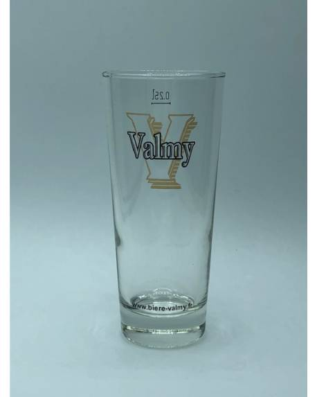 VERRE VALMY- 25cl Accessoires Brasserie Melusine