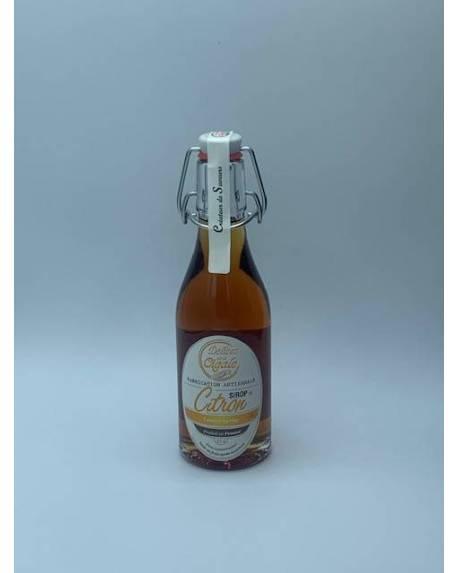 SIROP DE CITRON - 25 CL Autres boissons