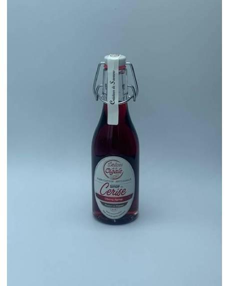 SIROP DE CERISE - 25 CL Autres boissons
