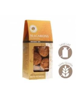 LES MACARONS DES BARONNIES Nature 160G Epicerie sucrée Biscuiterie de Provence