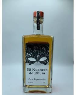 50 NUANCES DE RHUM 40% - 70CL Spiritueux