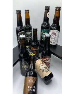 COFFRET DECOUVERTE 12 BRUNES ARTISANALES